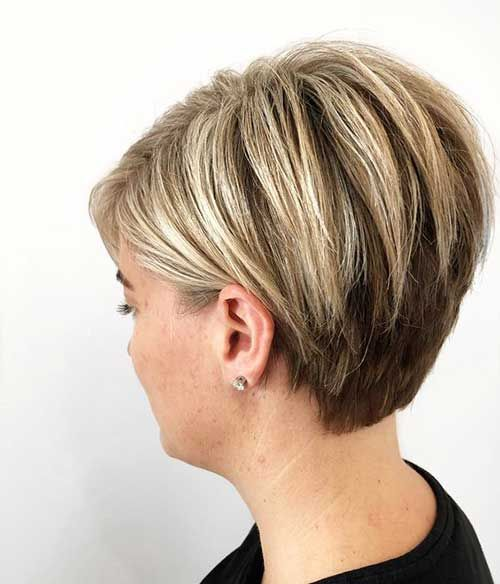 Chic Short Haircuts for Women Over 50 | Hair | Short hair with ...