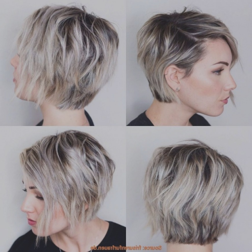 Frisuren Damen Kurz Frech Elegant ~ FrisurenBeam.me