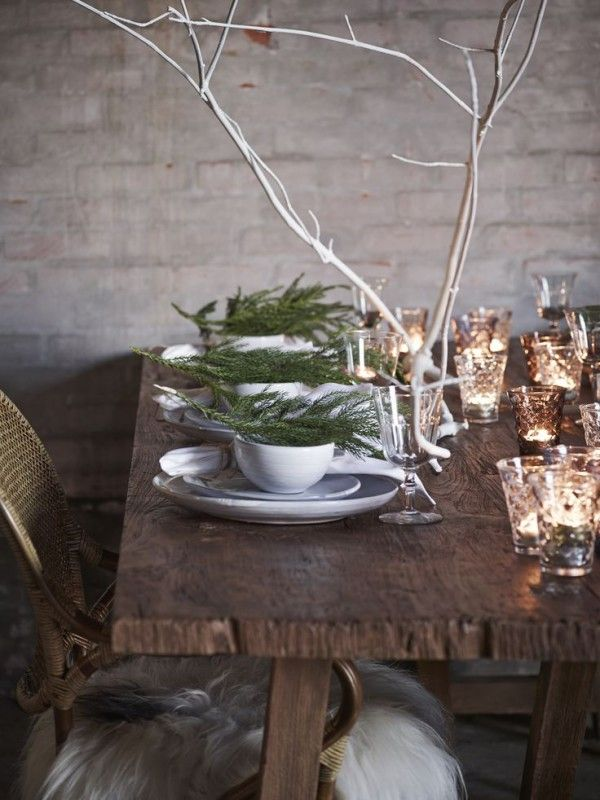 8 Best Rustic Table Settings | Food + Drink ...