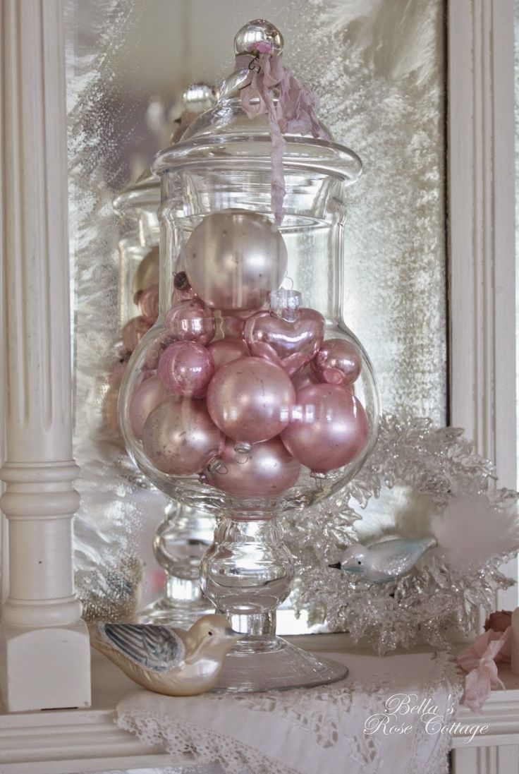 Best 25+ Pink christmas decorations ideas on Pinterest ...